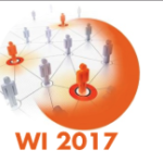 WI 2017 Special Session Information Technologies for Enhanced Urban Participation of Seniors (INTENSE)